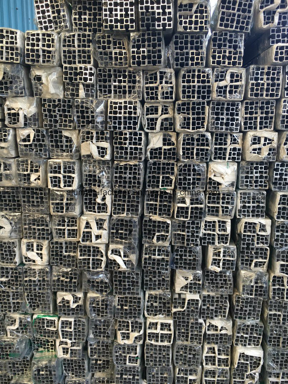 American Exhibision Post Aluminium Alloy Extrusion Profile for Door and Window