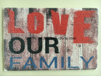 PVC Door Mat Advertising Mat Anti-Slip Floor Carpet Mat