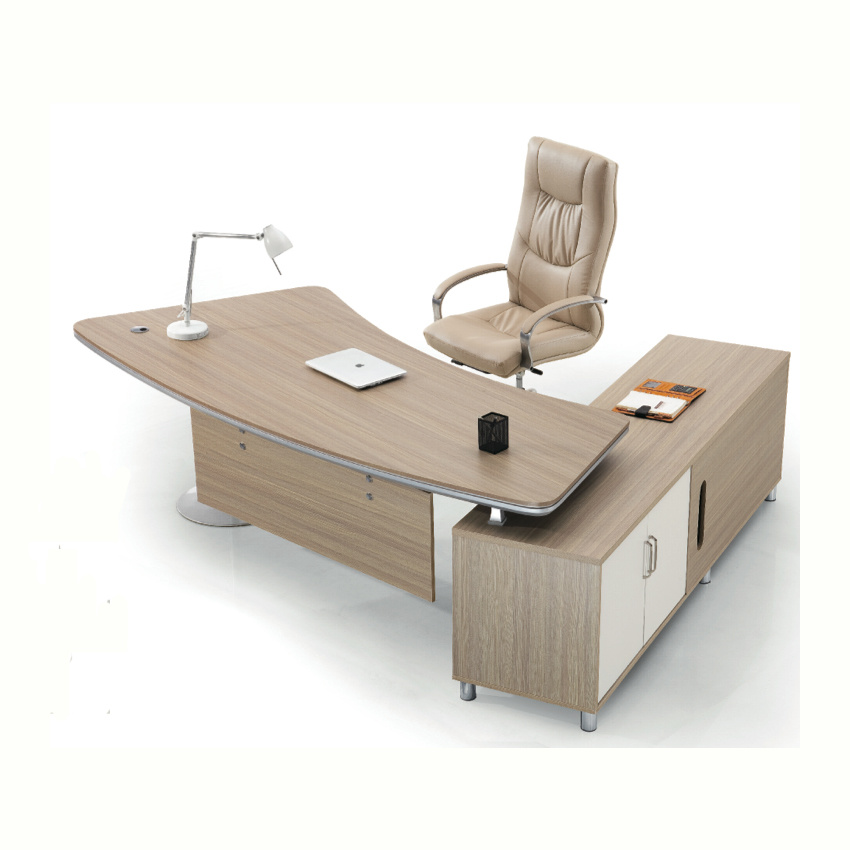 Luxury Modern Office Desk Table Hotel School Teacher Office Furniture