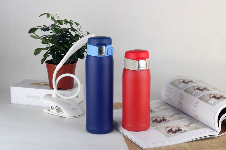 500ml Vacuum Flask Double Wall Stainless Steel Travel Mugs
