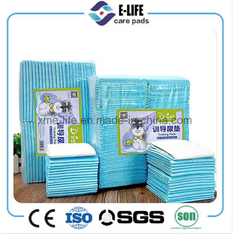 Good Quality High Absorption Puppy Training Pet PEE Pad