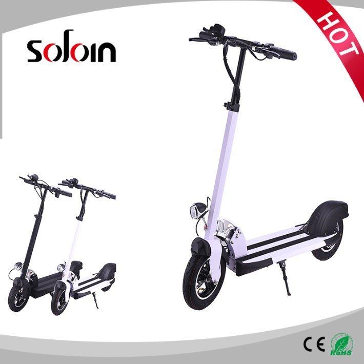 350W Foldable Brushless Motor City Mobility Electric Dirt Bike (SZE350S-1)