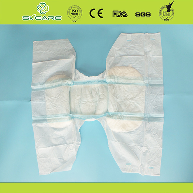 Cotton Dry and Soft Disposable Adult Diaper Pants