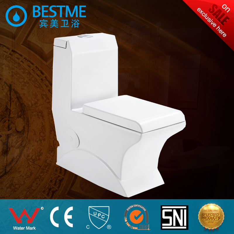 China Ceramic Sanitary Ware with Watermark and Ce (BC-1013A)