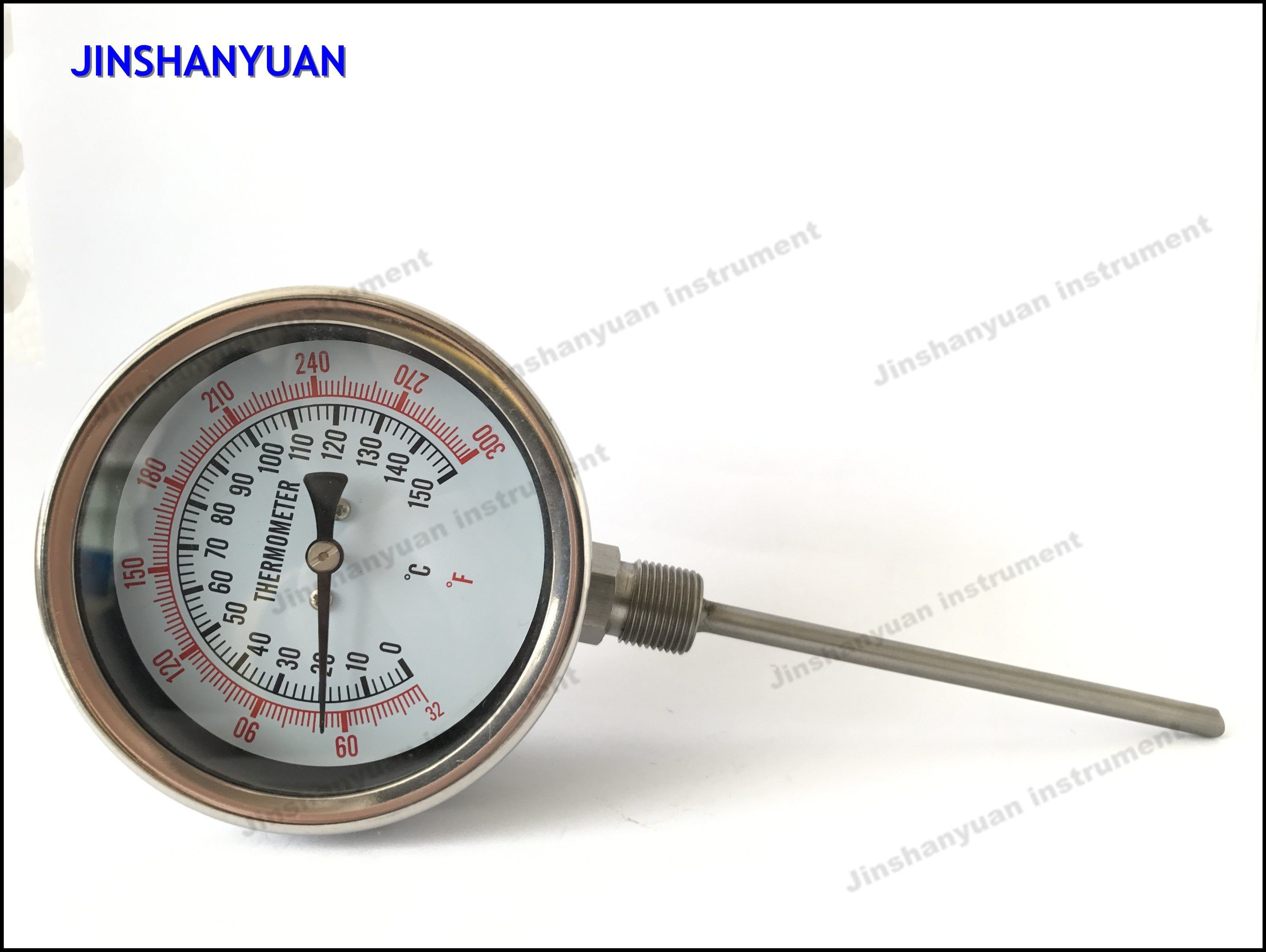 Bt-015 Adjustable Thermometer / Bimeter Thermometer / Stainless Steel Thermometer