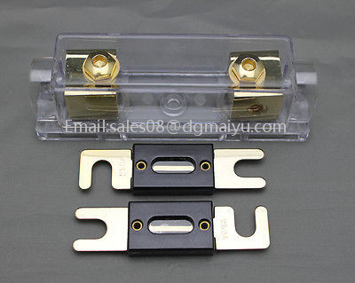 Anl Fuse Holder Distribution Fuse Holder 0/4/8 Ga Positive 150AMP