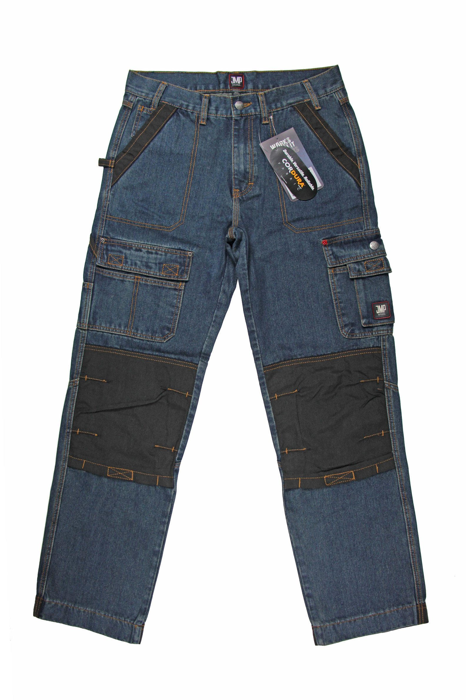 High Quality Men′s Workwear Wholesale Denim Jeans (MY-012)