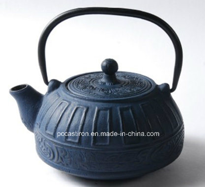 LFGB FDA Ce Approved Cast Iron Teapot Manufacturer From China