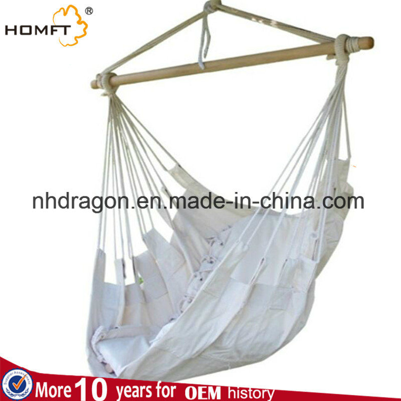 Promotion Print Logo Hammock Hanger Chair Use Indoor or Outdoor