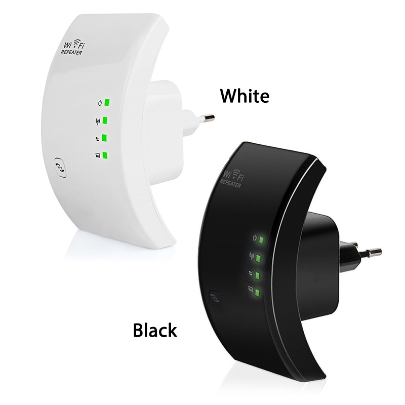 300Mbps WiFi Repeater Wireless 2.4 GHz WLAN Router