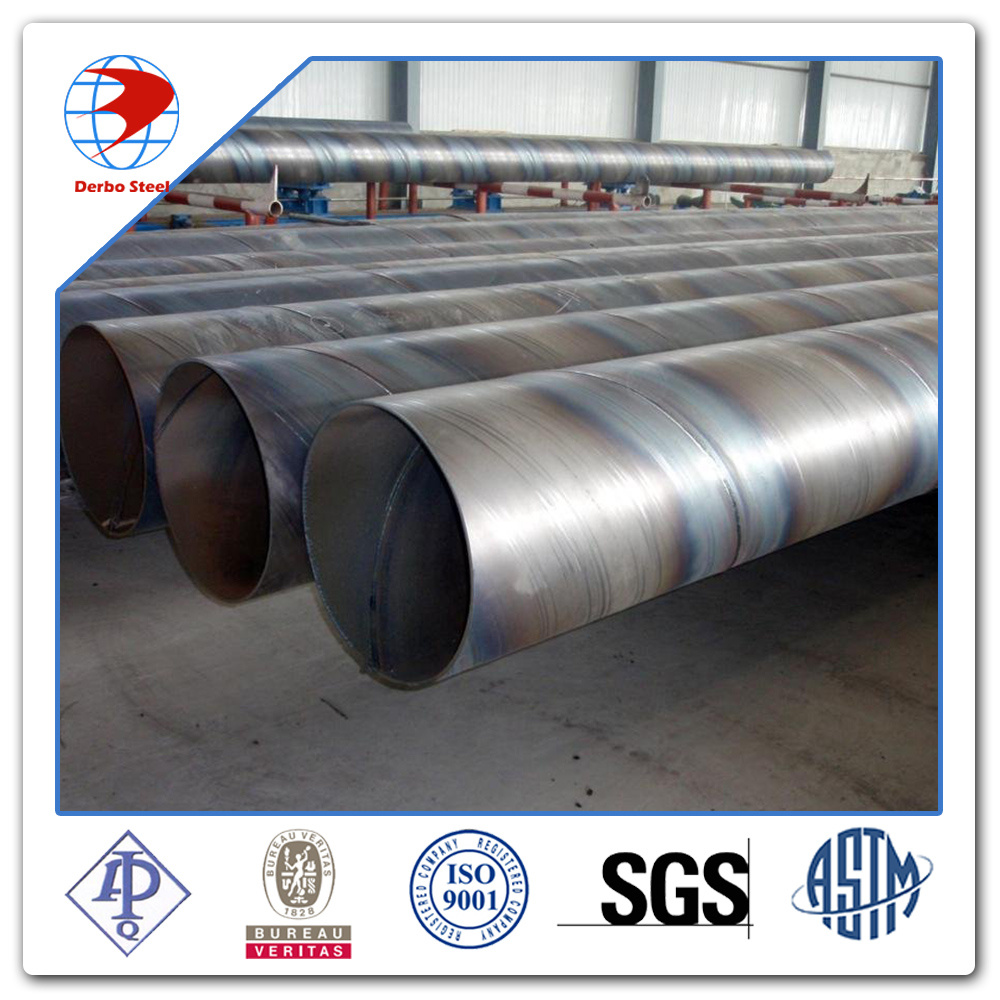 Hot Price API 5L ASTM A53 Grade B X42/X52/X60/X65/X70 Welded Carbon Steel Pipe