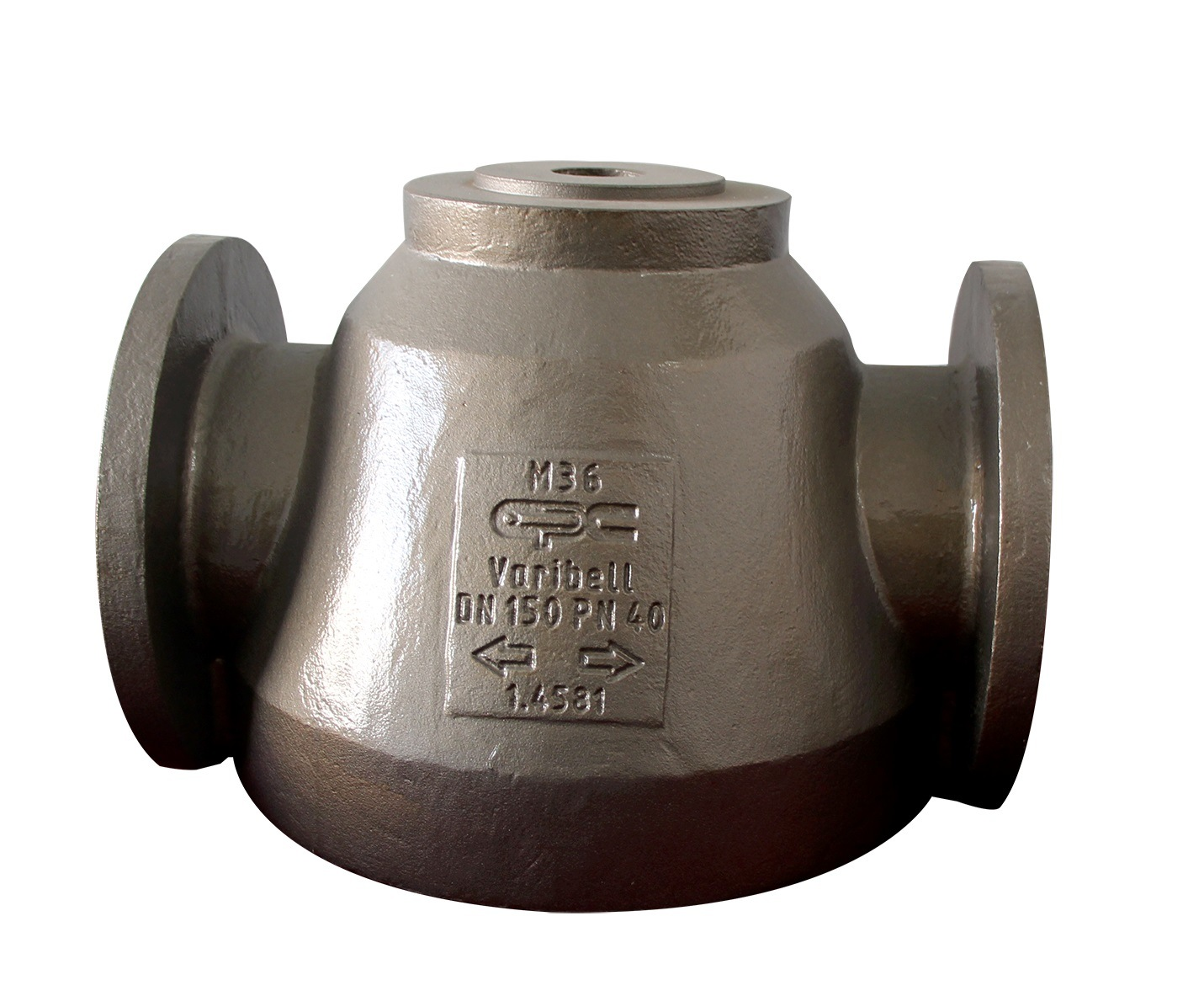 Check Valve Body Parts Body Bonnet Casting Carbon Steel Casting