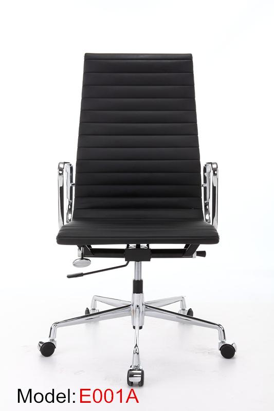 Office Furniture Ergonomic Executive Aluminium Eames Swivel Mesh Chair (E001A-2)