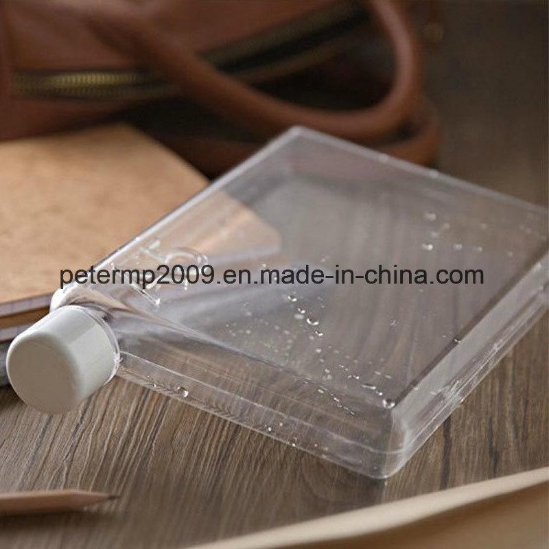 320ml A5 Mini Paper Portable Bottle Flat Water Bottle