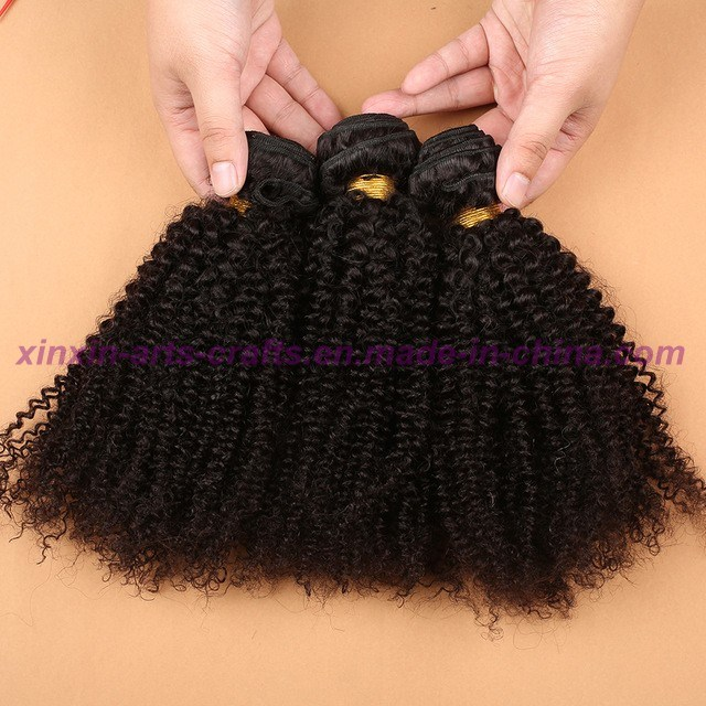 Best Quality 8A Malaysian Kinky Curly Virgin Hair Extensions Unprocessed Kinky Curly Human Hair Extensions for Black Women