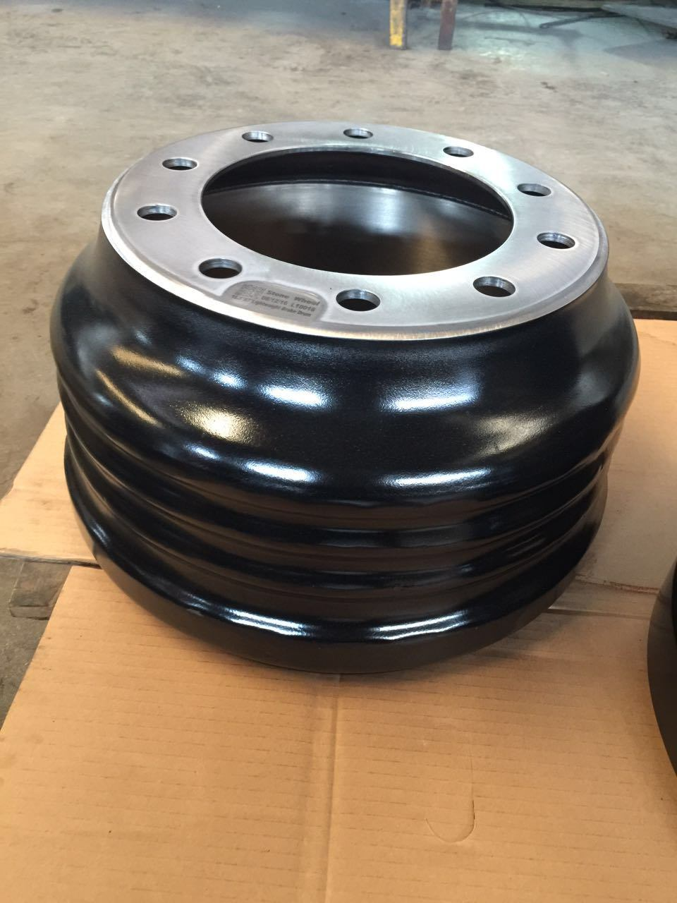 Dual Layer Technology Aoe Brake Drum