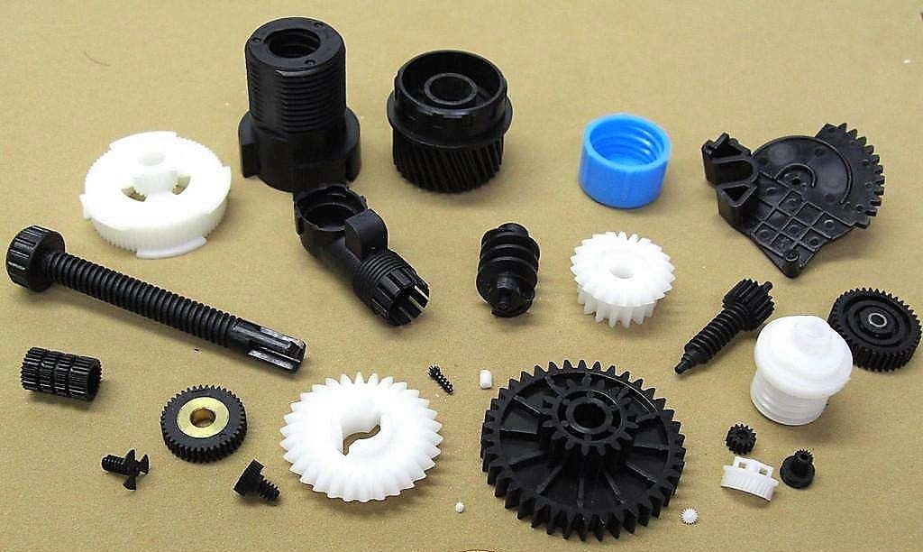 OEM Plastic Injection Parts & Plastic Injection Mold