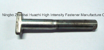 T Bolts Carbon Steel Thread Bolt All Grade