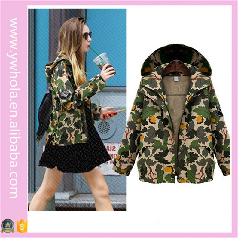 china plus size painting pattern overcoat designs personalized