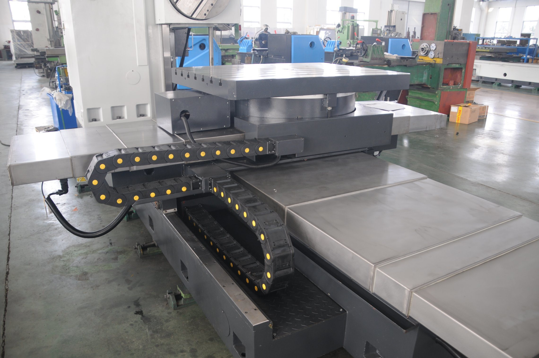 CNC Horizontal Boring and Milling Machine (TGL611C series)