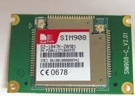 SIM908 Simcom Quad-Band GSM GPRS GPS Module