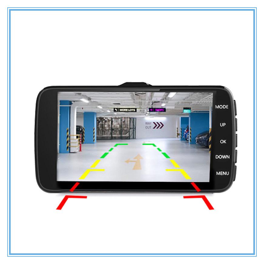 FHD 1080P Mini Car DVR Camera with Ldws Adas Distance Warning