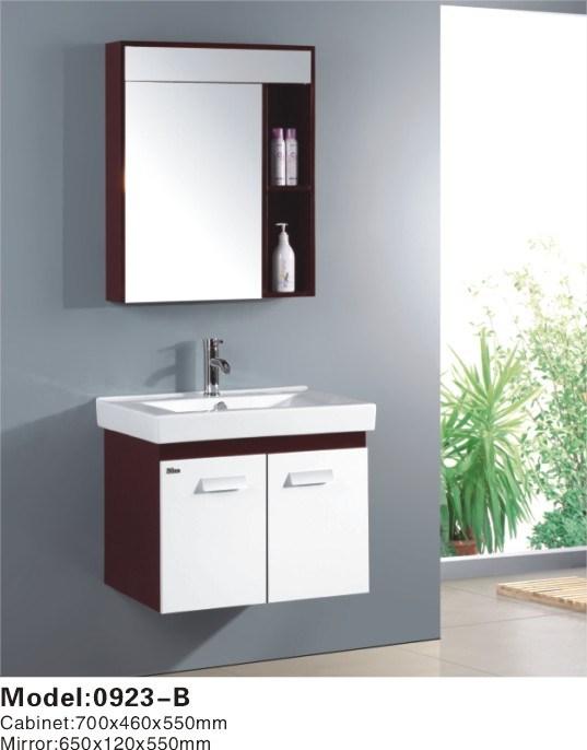 Good looking pvc bathroom cabinet 0923 b china bathroom for Good looking bathrooms