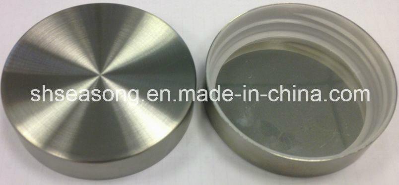 Stainless Steel Bottle Cover / Bottle Cap / Screw Lid (SS4517)