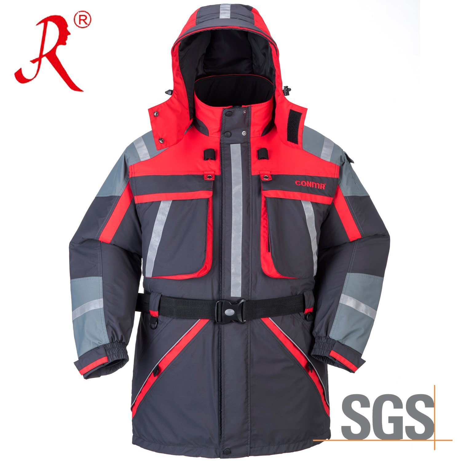 Newly Design Ice and Sea Fishing Floatation Jacket (QF-9054A)