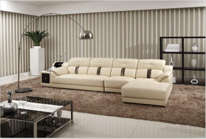 Sala De Estar Sofa Roxo ~ China Leather SofaSofa Lounge Suite S8165 Photos & Pictures  Madein