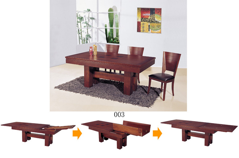 Extension Dining Sets XD003 China Dining Table Table