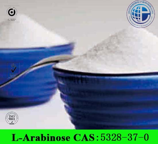 L-Arabinose (CAS No. 5328-37-0 / 87-72-9) Dietary Supplement Food Additive