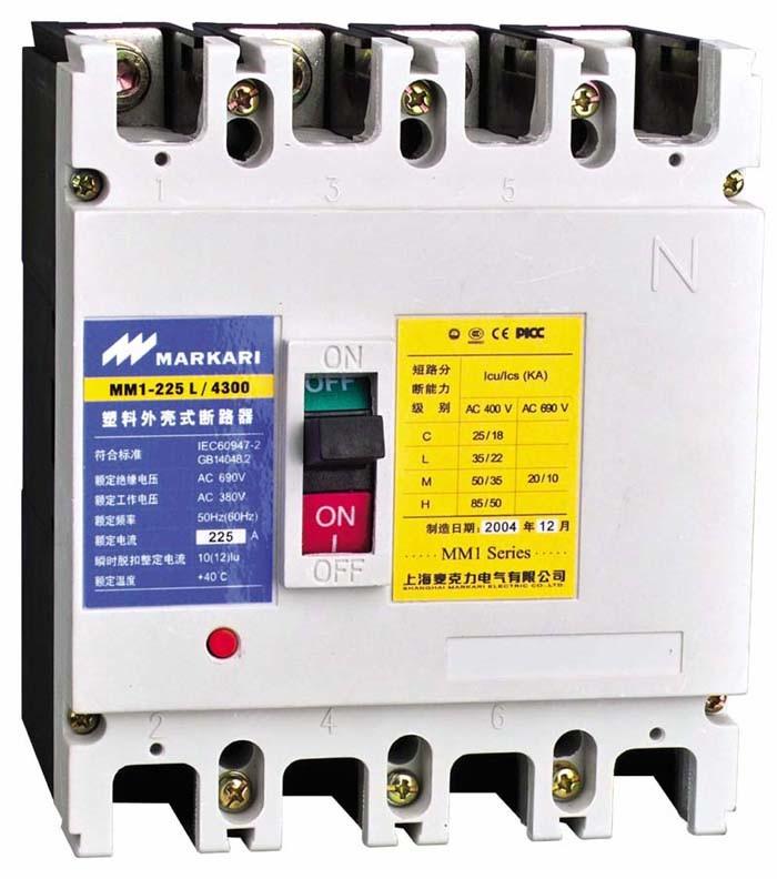 Mould Case Circuit Breaker (NF) (MM1-225L-4300)