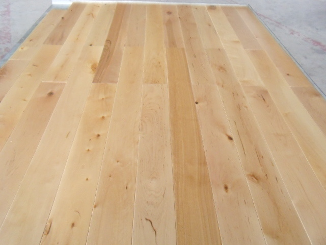Solid birch wood flooring china wood flooring flooring for Birch hardwood flooring