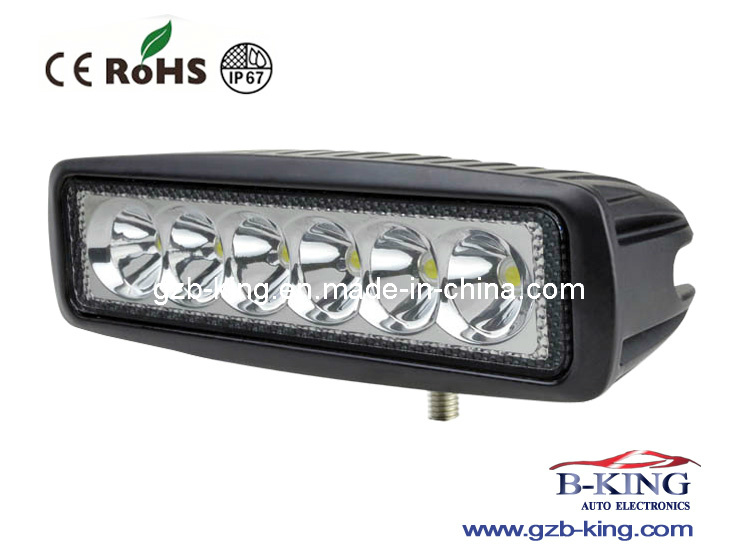 Wholesale IP67 18watts LED Daytime Running Light (BK-1918)