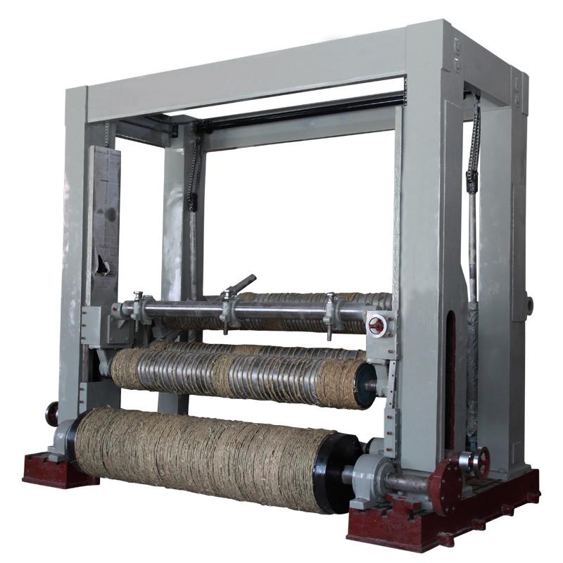 Kraft Paper Rewinder, Rewinding Machine, Thin Paper Roll, Paer Making Machine