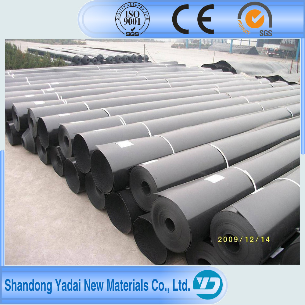 LDPE EVA HDPE Geomembrane Liners for Landfills Canals Ponds Mining