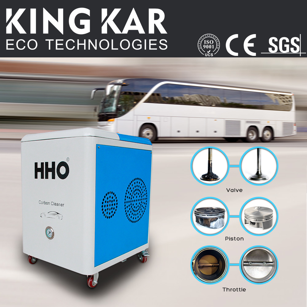 Ce Certification Oxy-Hydrogen Engine Carbon Cleaning Machine