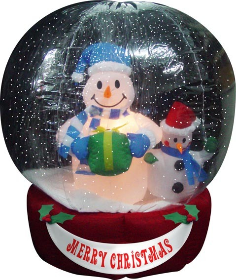 Globe 25904 1 china christmas decoration inflatable christmas