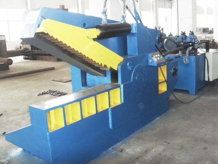 Q43-315 Hydraulic Metal Scrap Alligator Shear