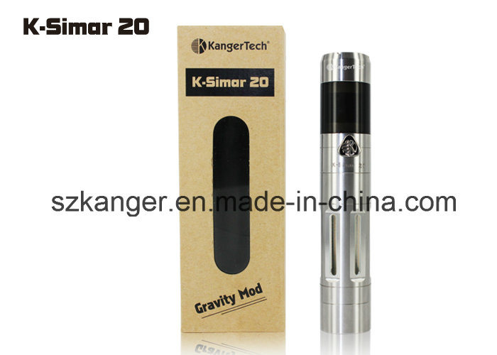 Kanger Gravity Mod Ksimar 20 E Cigarette (18650 battery)