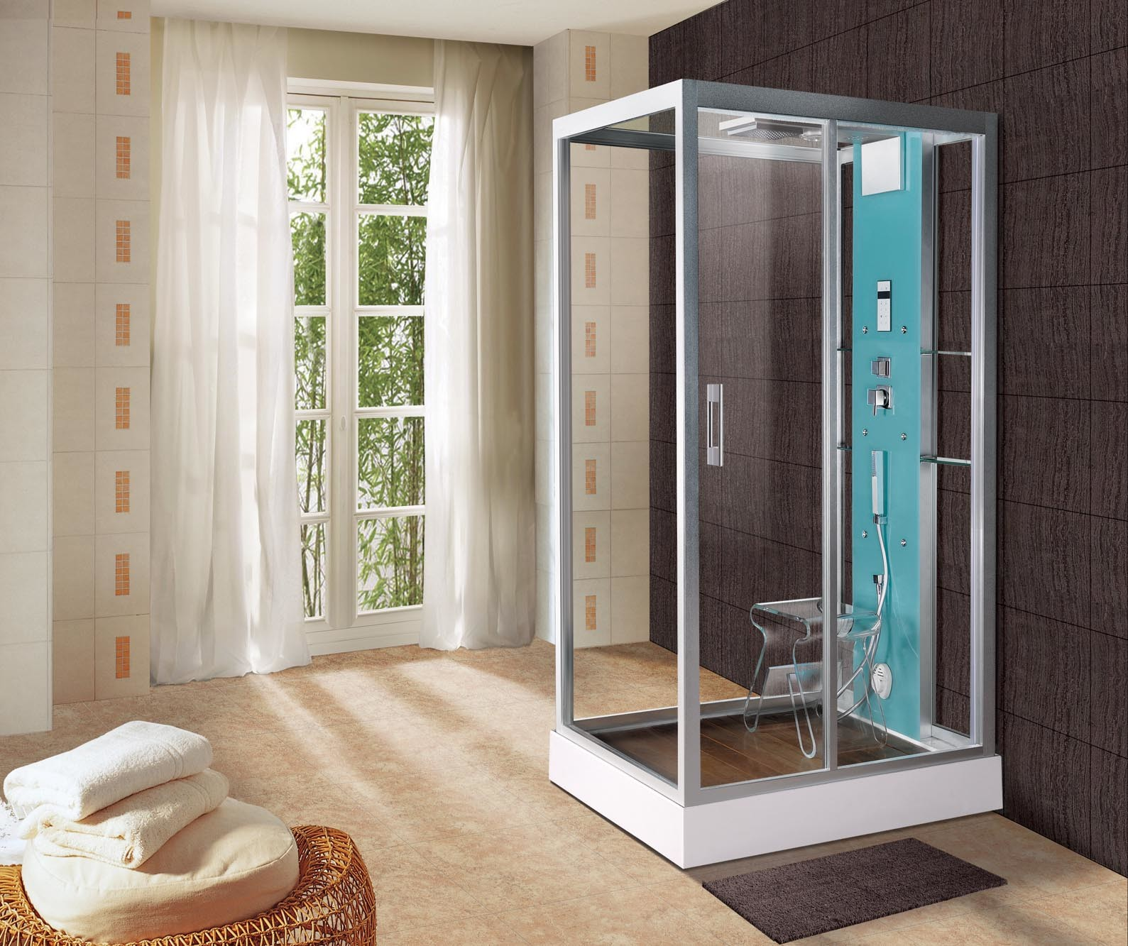 Steam Shower Room (WN-1217)