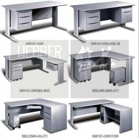 china metal office rectanular tables l leg china
