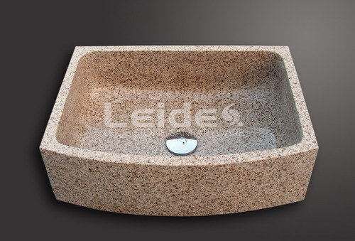 Granite Single Bowl Farm Sink (LD-K002) - China Marble Kitchen Sink ...