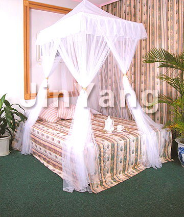 Bed Canopy Black Mosquito Net - ShopWiki