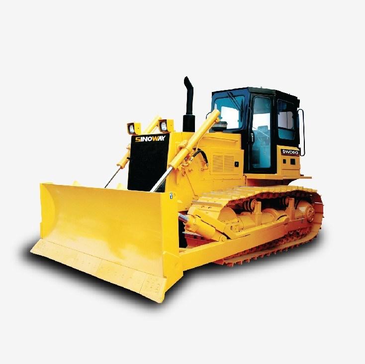 Crawler Bulldozer with 160HP Engine