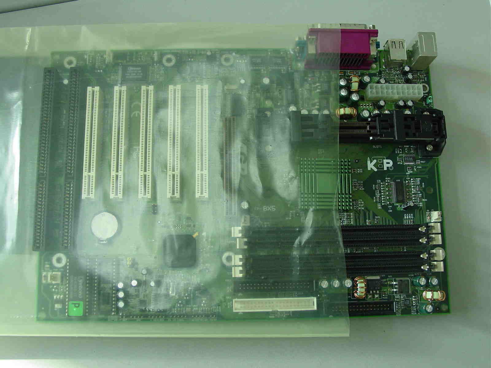 Vci Plastic Film for Multimetals, Copper