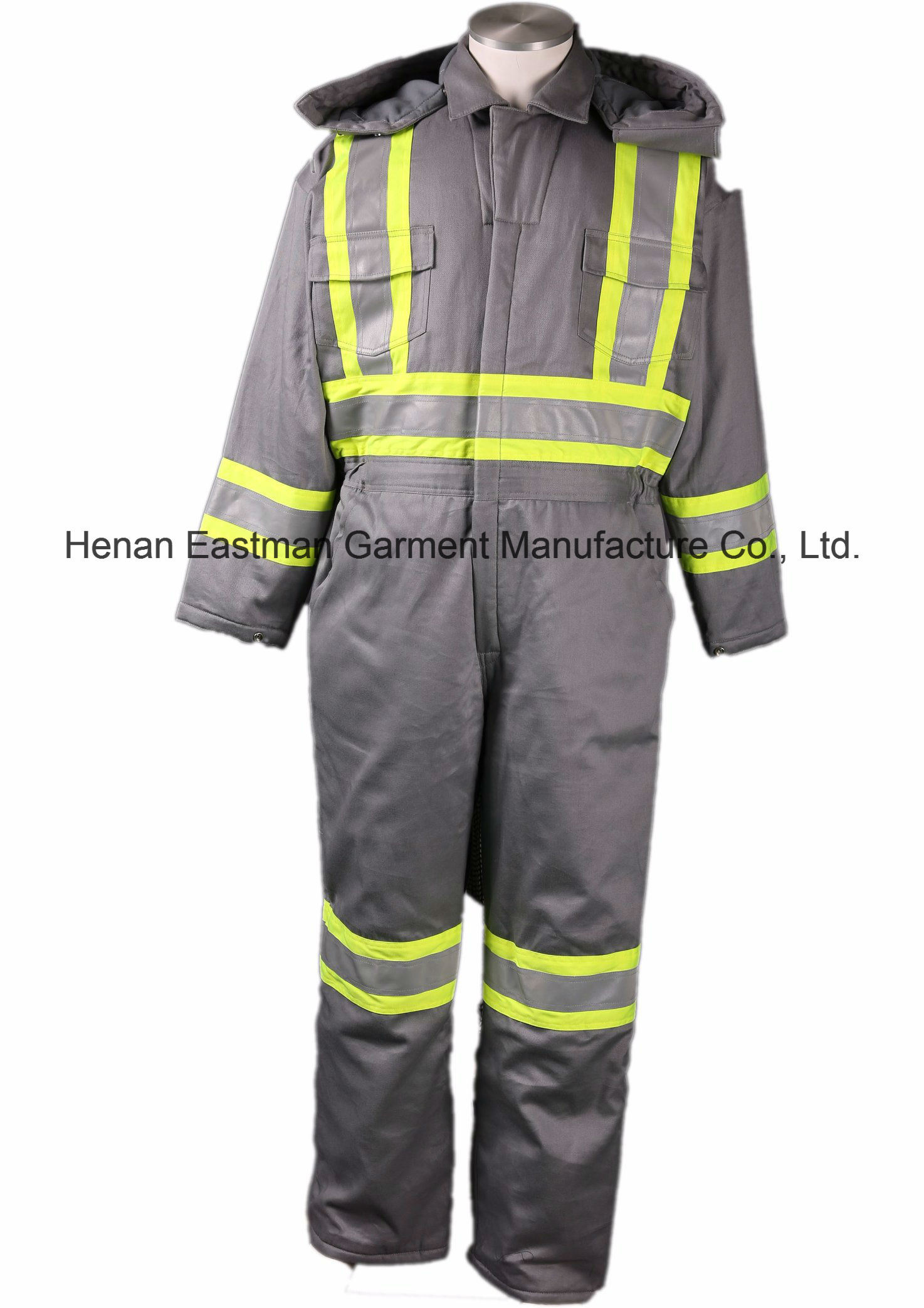 UL Certificate American Market Thermal Insulation Fireproof Coverall