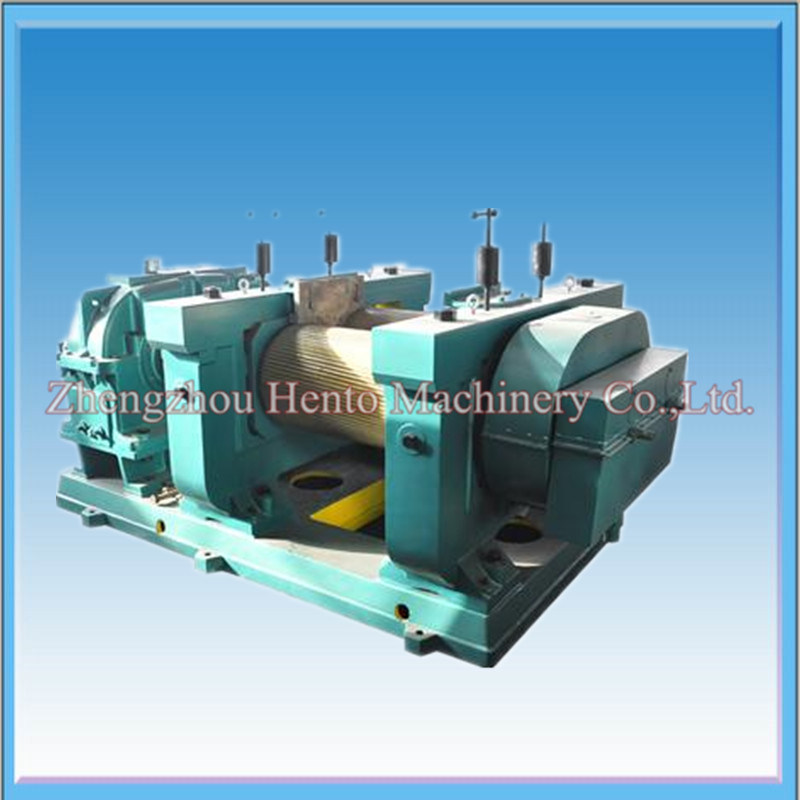 Experienced Rubber Crusher Machine China Supplier