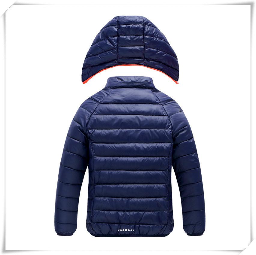 OEM Wholesale Fashion Kids Jacket Down Jacket 608